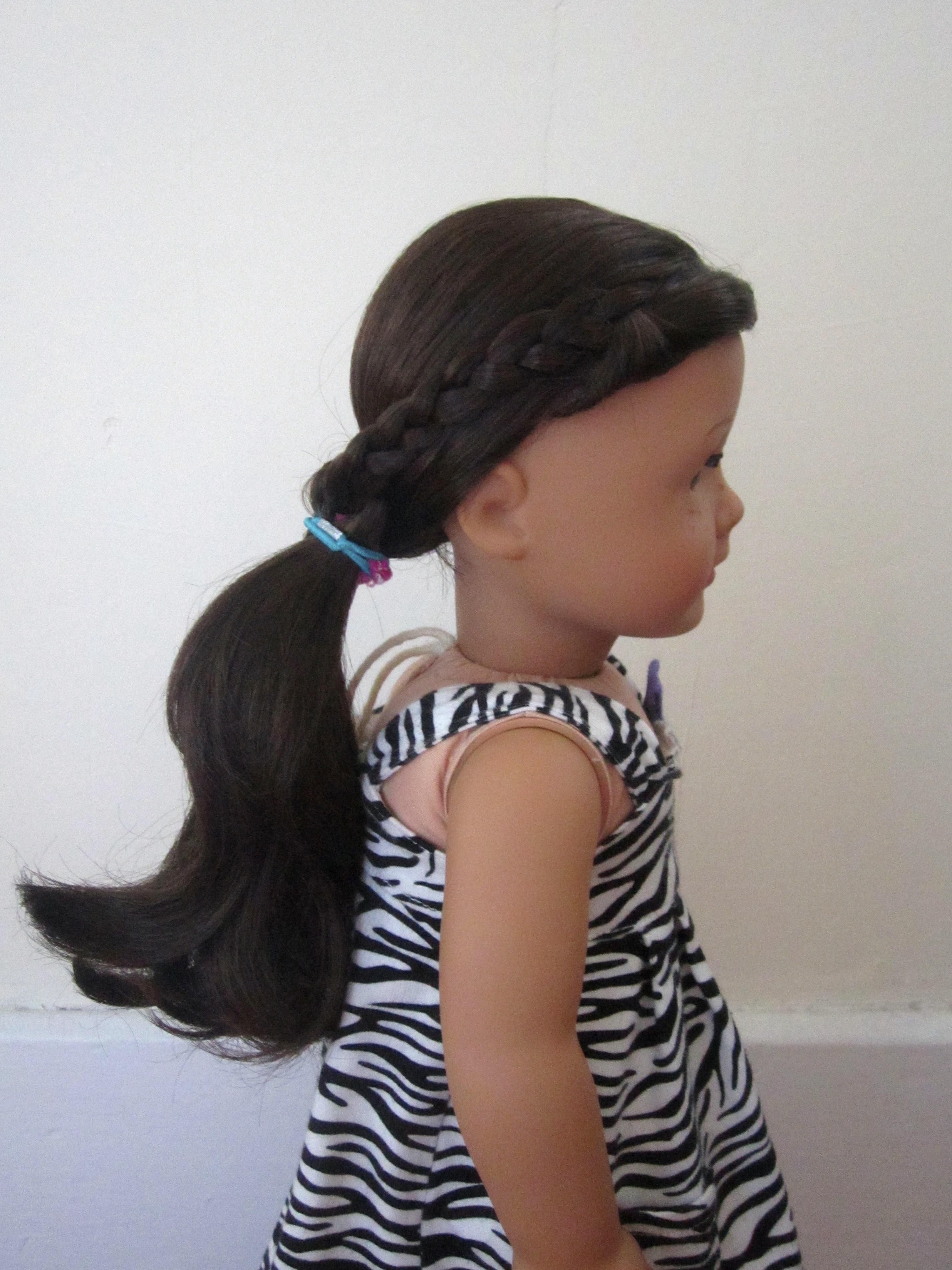 Meryland White Modern Kitchen Island Cart Doll Hair Before And After Before And After Hair Care 01