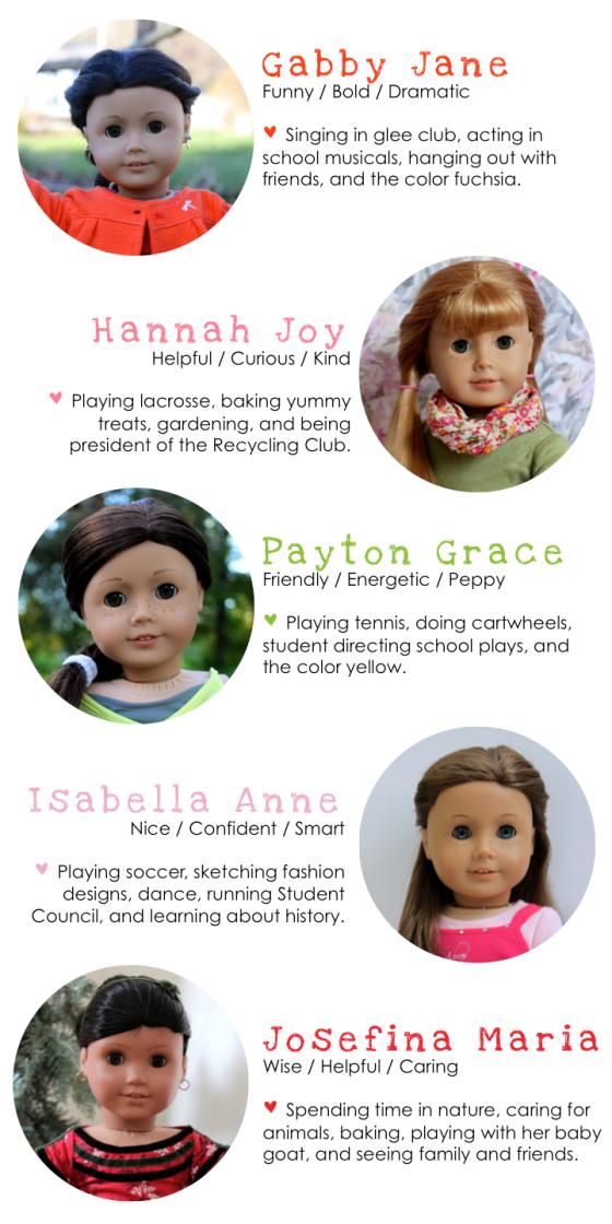 18-Inch Dolls