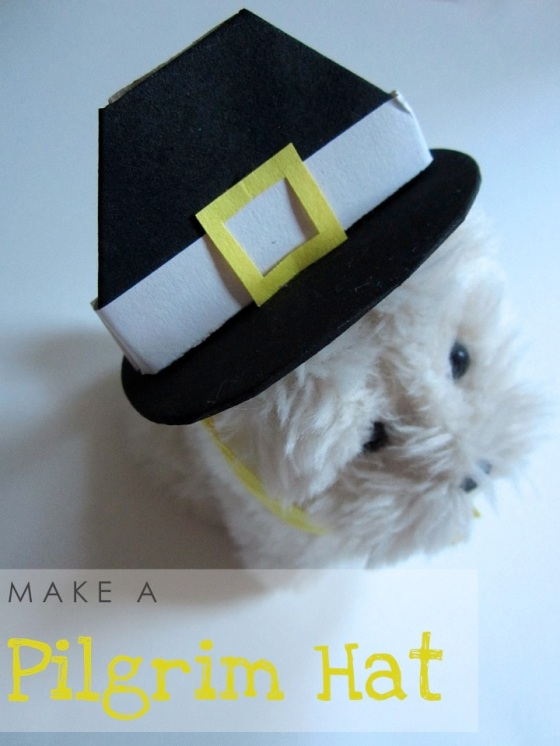Make-a-Pilgrim-Hat