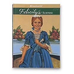 Felicity-Surprise-Book
