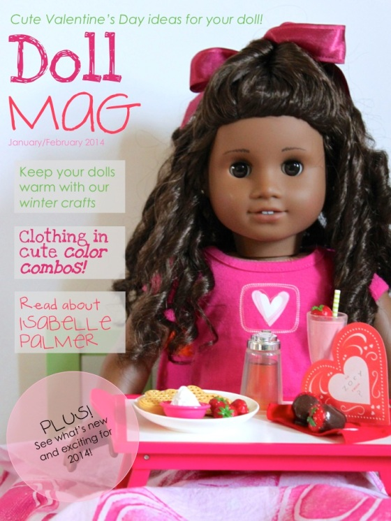 Doll Mag January February 2014 Issue