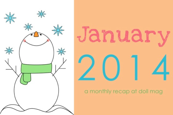 Monthly Recap January 2014