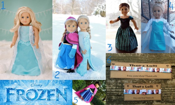 AG Frozen Style