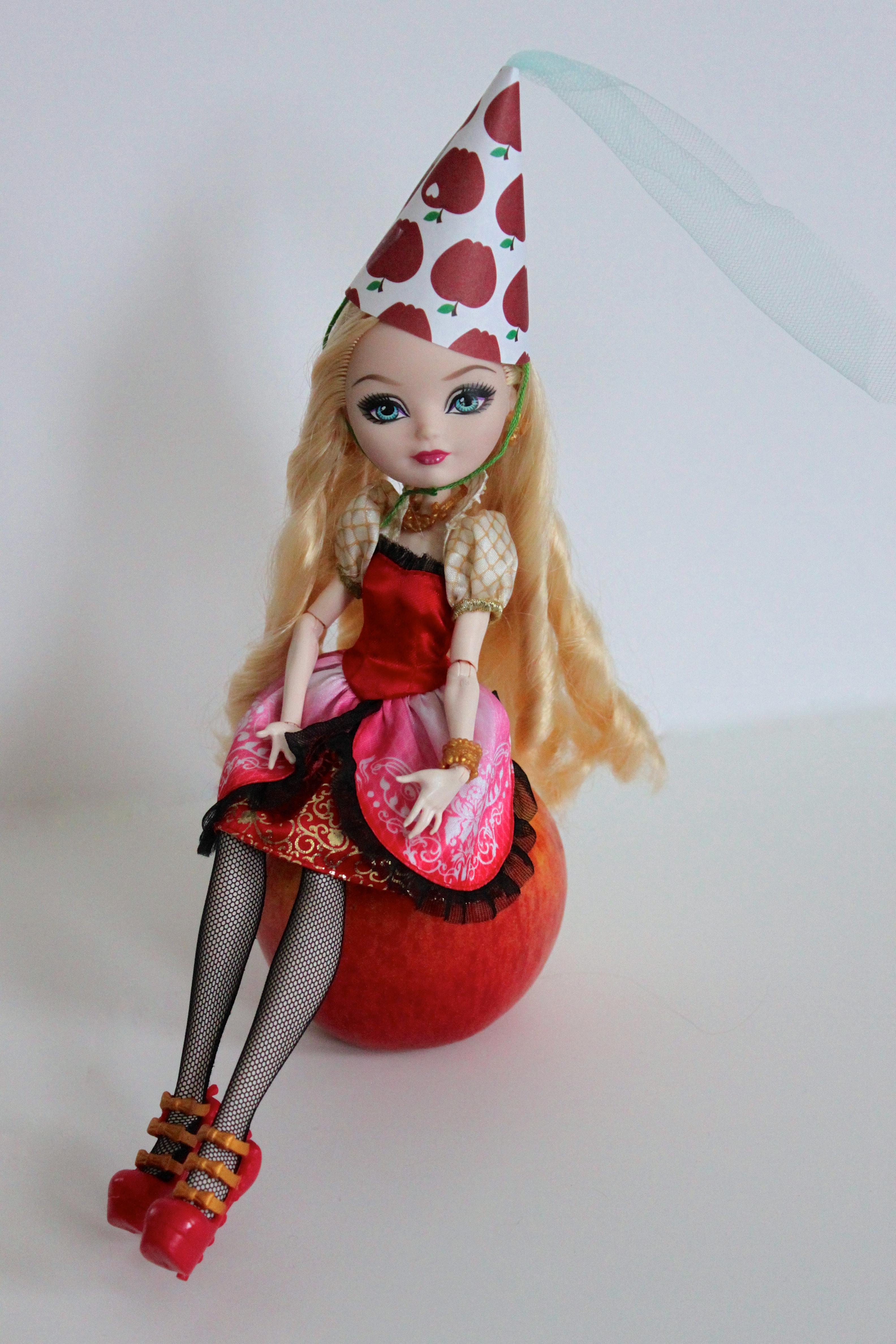 Apple Doll Apple Dolls Instructions Img