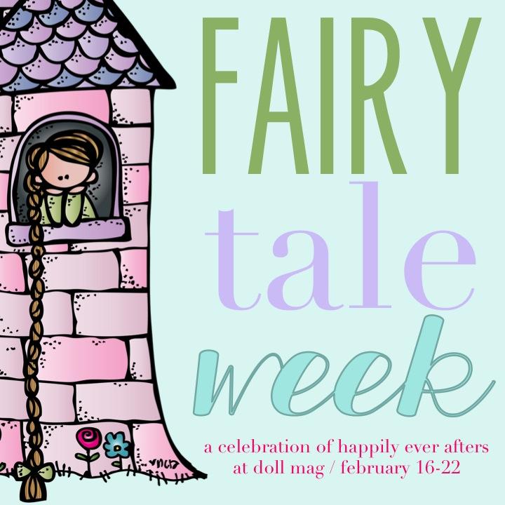 Fairy Tale Week / Puppet Show!