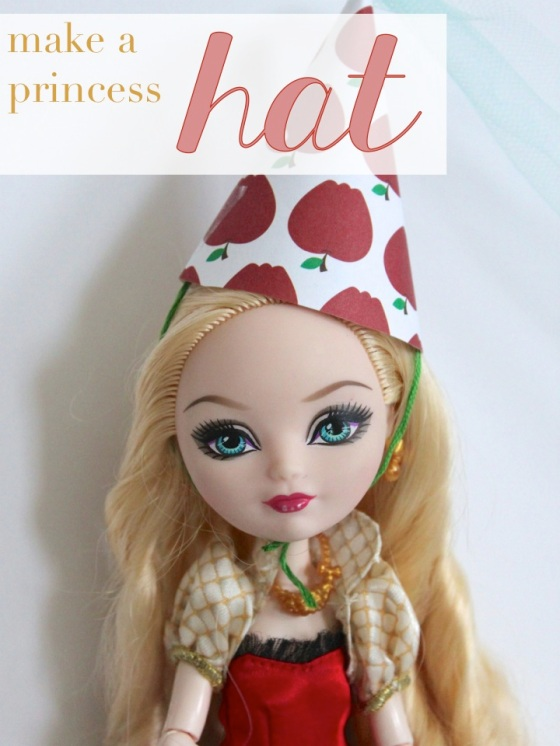 Make A Princess Hat