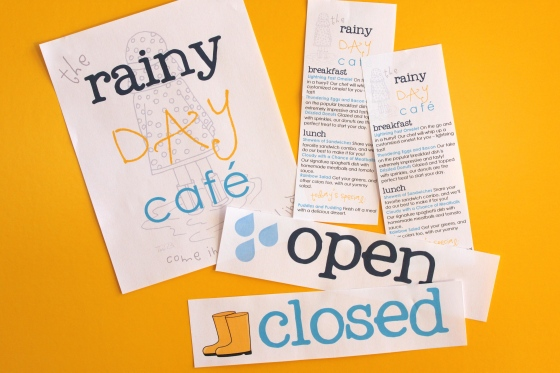 Rainy Day Café