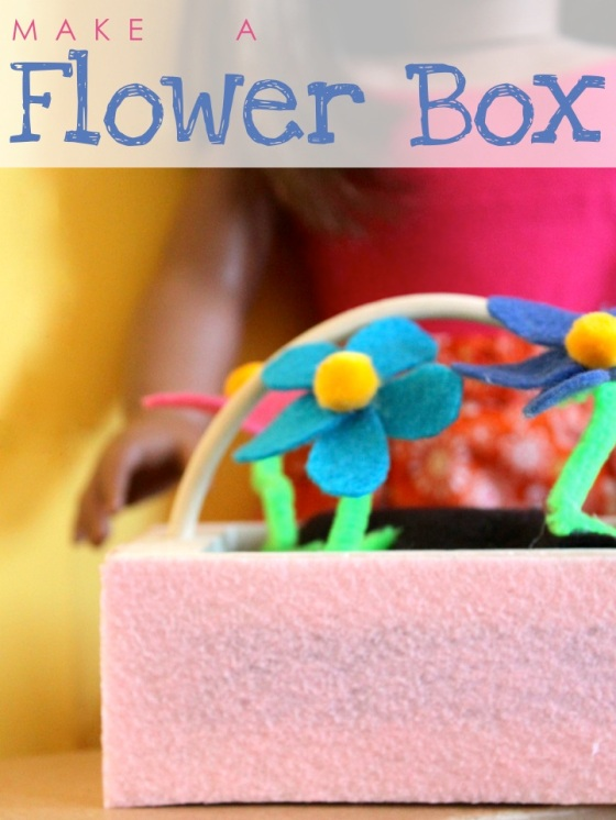 Make a Flower Box