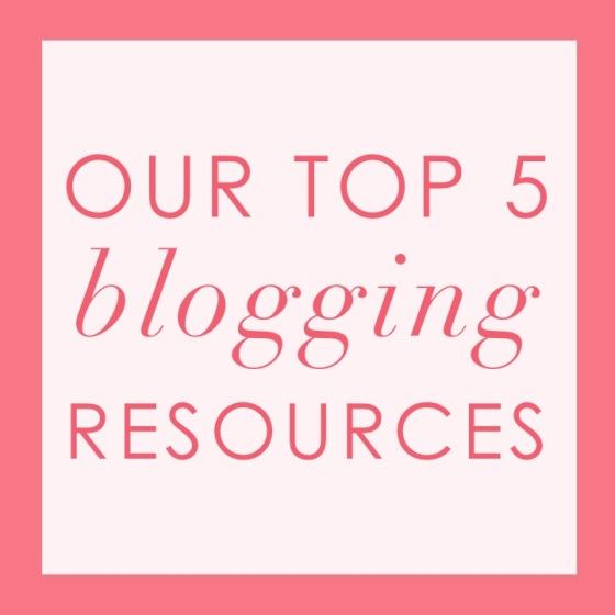 Our Top 5 Blogging Resources