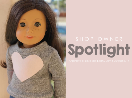 Love Ellie Bean Shop Owner Spotlight