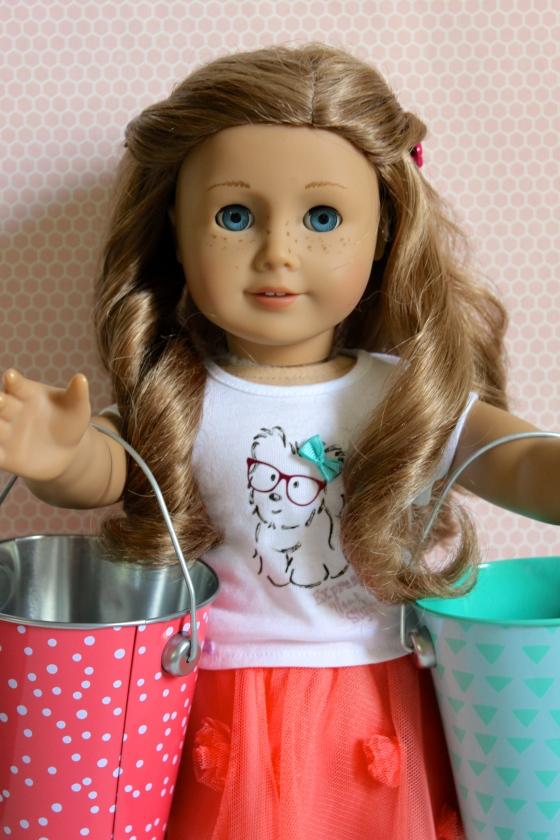 Nicki and Buckets