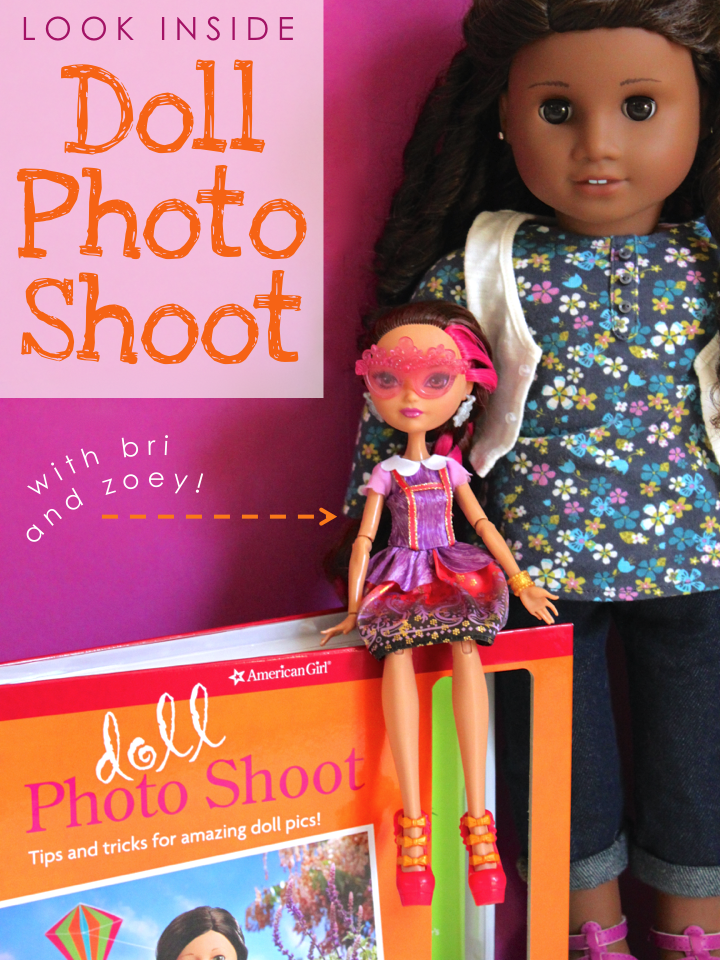 A Peek Inside Doll Photo Shoot Doll Mag