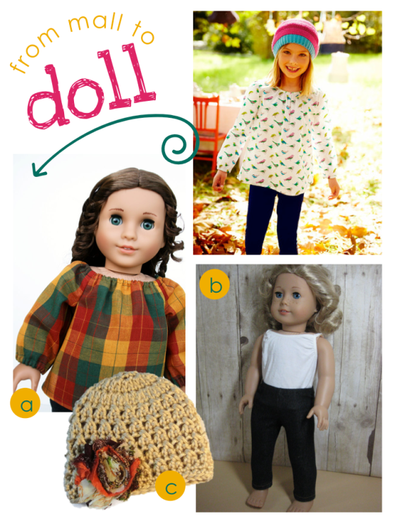 From Mall to Doll 01
