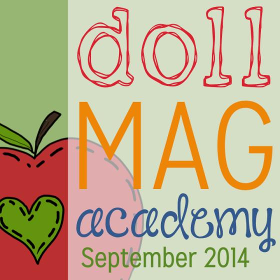 Doll Mag Academy Logo