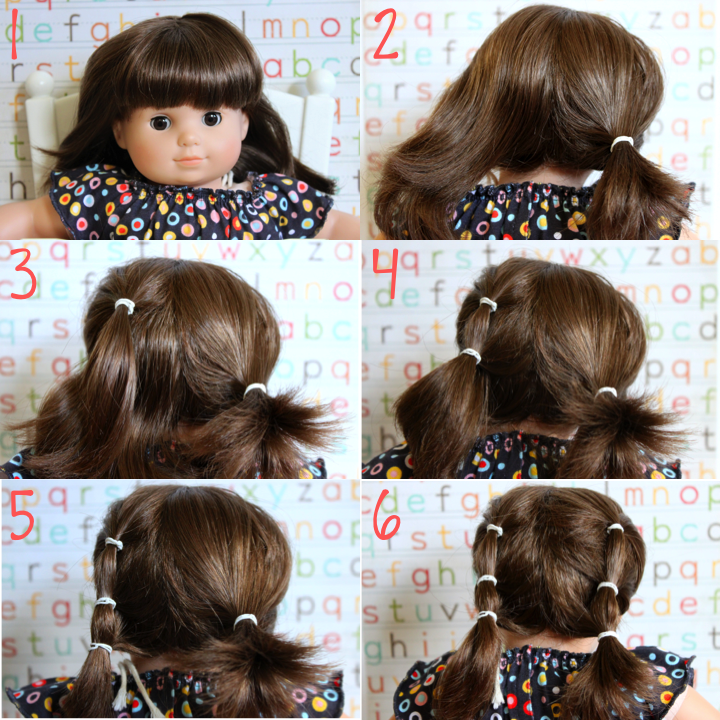 Steps To Make Easy Hairstyles: Back To School
