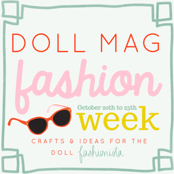 Doll Mag Fashion Week Logo