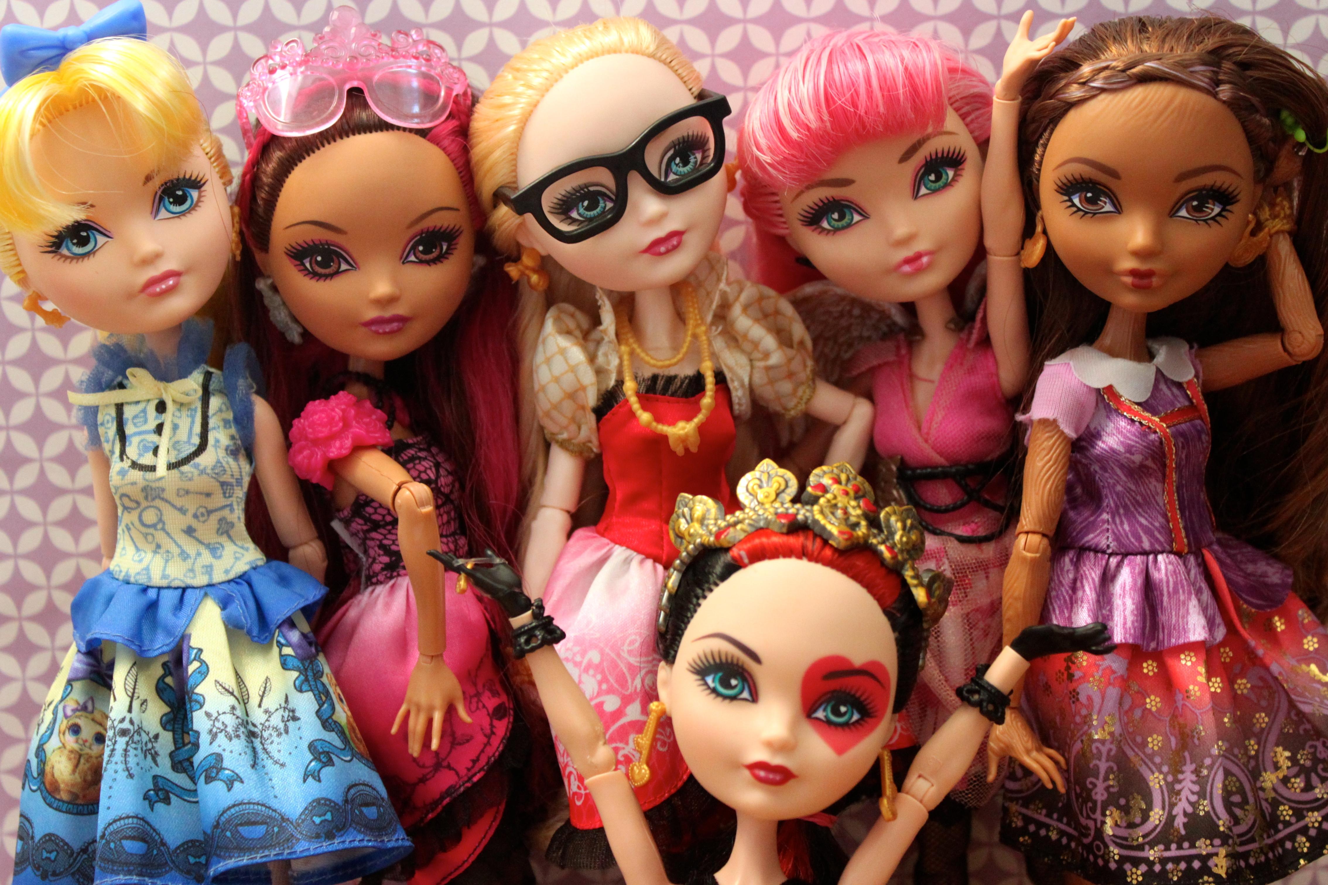Birthday Doll Mag