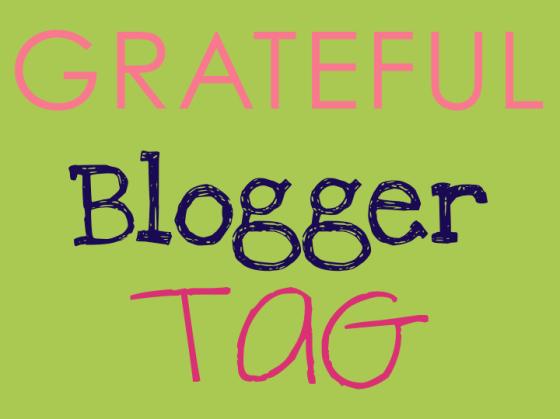 Grateful Blogger Tag