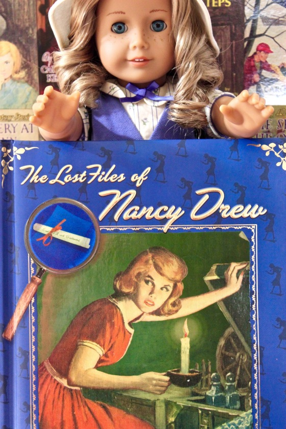 Nancy Drew Sleuthing Kit