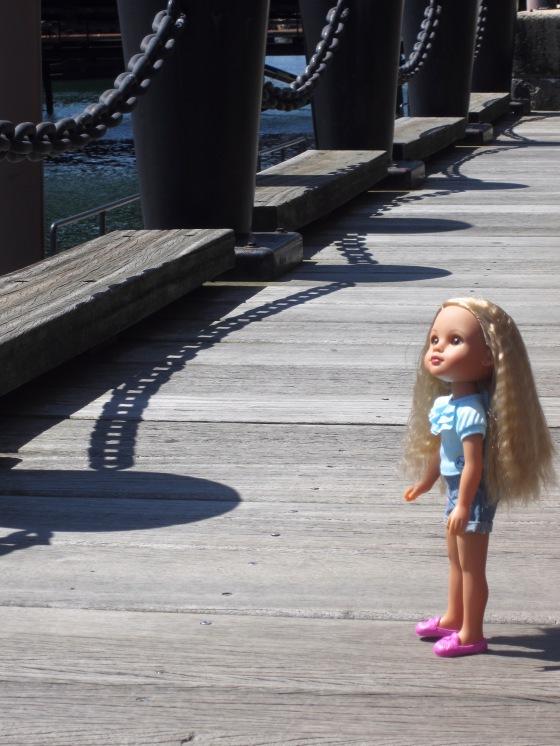 Lauryce on Dock 2