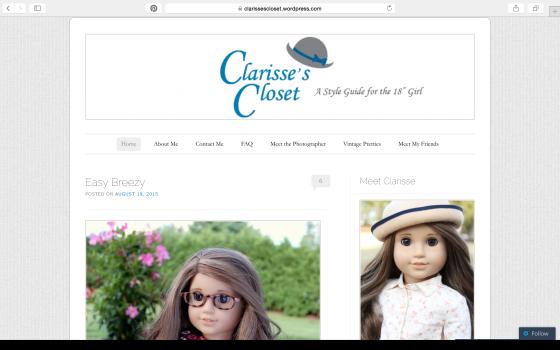 Clarisse's Closet