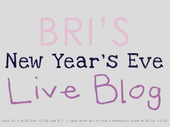 Bri Live Blog 2015